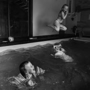 Minna Riderstolpe - photographe documentaire de famille en Suède