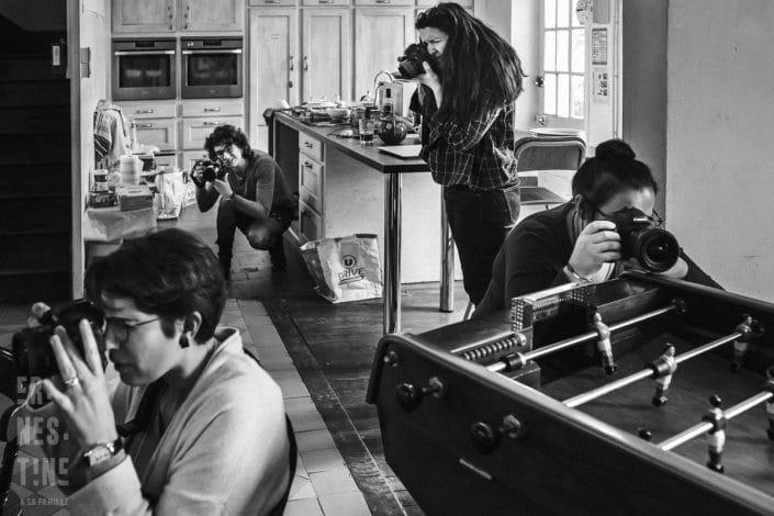 ernestine et sa famille photographe documentaire de famille a paris