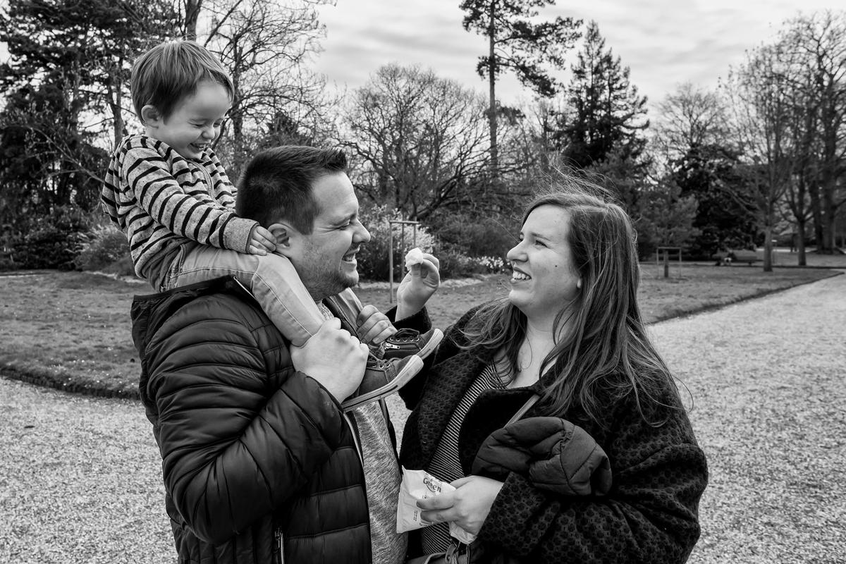 documentaire quotidien famille rouen