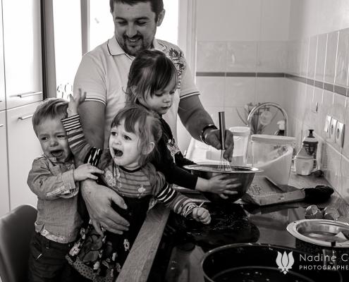 Cuisiner avec des enfants - DITL - documentaire famille