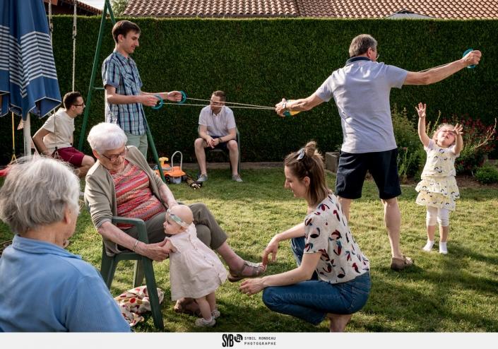 la photo préférée de 2018 de Sybil Rondeau photographe de famille à Nantes